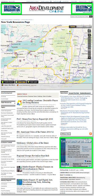 Sample State Resource Page/Rectangle Ad