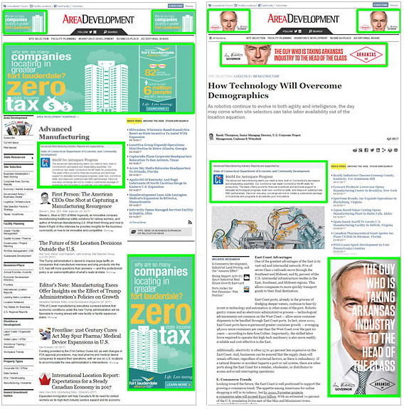 Topic and Article Page