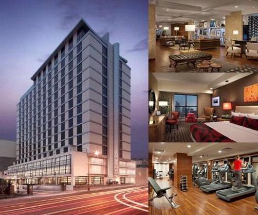 Hutton Hotel Nashville Parking
