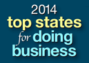 Top States for Doing Business 2014: Georgia Unseats Texas, Industrial Midwest Rises
